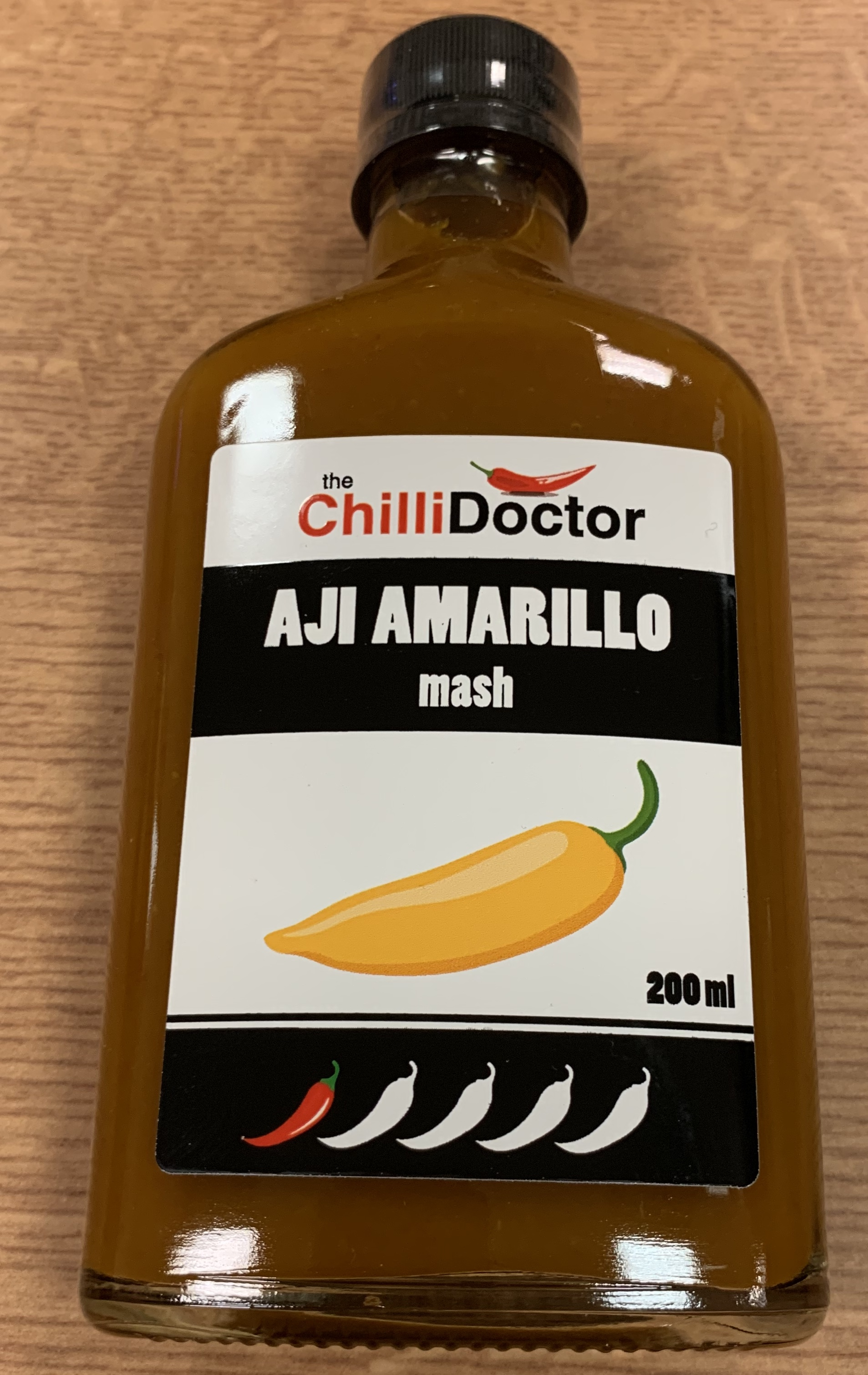 Aji Amarillo mash 200 ml